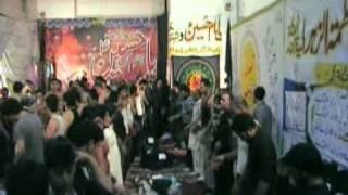HUSSAIN(a.s.) Kun Je Vi Chorna Hai Tayyar Rahve Chraagh Bujh Ge,