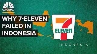 Why 7-Eleven Failed In Indonesia width=