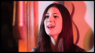 getlinkyoutube.com-The Beatles - I Will (Cover by Sara Niemietz & W.G Snuffy Walden)