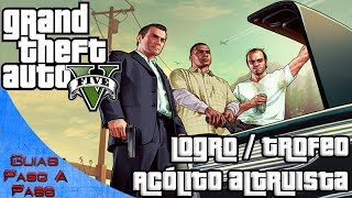 getlinkyoutube.com-Grand Theft Auto V | Logro / Trofeo: Acólito altruista