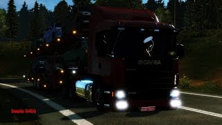 getlinkyoutube.com-Euro Truck Simulator 2 - Scania R400