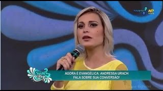 getlinkyoutube.com-[COMPLETO] Andressa Urach no Superpop - Luciana Gimenez - 09/02/15