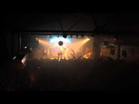 Parkway Drive Argentina 2014 - Boneyards