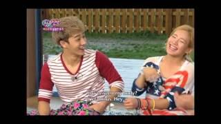 getlinkyoutube.com-hyoyeon(snsd) and kikwang(beast) memories!!!!!!!!! (IY2)