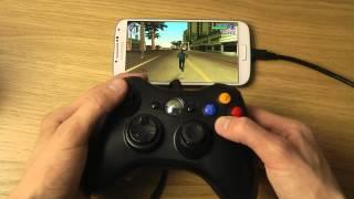 getlinkyoutube.com-How To Pair Xbox 360 Controller To Samsung Galaxy S4