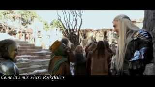 getlinkyoutube.com-the Hobbit behind the scenes/Thranduil cut