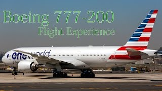 getlinkyoutube.com-American Airlines 777-200 Experience!! London to Dallas/Fort Worth!