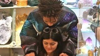 getlinkyoutube.com-Kylie Jenner & Jaden Smith Caught Makinig Out