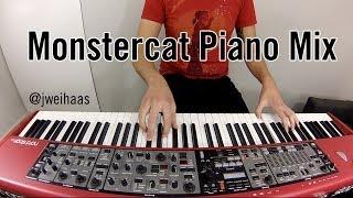 getlinkyoutube.com-Monstercat Piano Mix - Jonah Wei-Haas