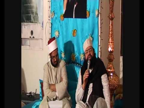 Allama Pir Syed Irfan Shah Mashadi Visit of Darbar-e-Ghousia UK