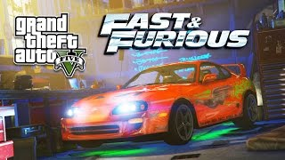 getlinkyoutube.com-GTA 5 PC Mods - FAST & FURIOUS MOD! GTA 5 FAST & FURIOUS Mod Gameplay! (GTA 5 Mods Gameplay)