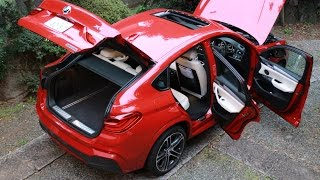 getlinkyoutube.com-BMW X4【オーナーズ◆アイ】詳細検証