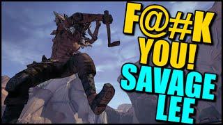 getlinkyoutube.com-F@#K YOU SAVAGE LEE!