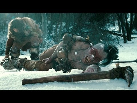 'Conan the Barbarian 3D'  THE BLOODY FIRST SCENE -tg0Q92r6Fk8