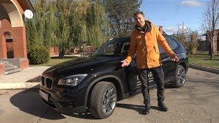 getlinkyoutube.com-BMW X1 Тест-драйв. Игорь Бурцев