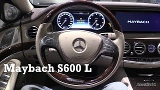 getlinkyoutube.com-2017 Mercedes Maybach S600 - In Depth Review Interior Exterior