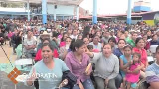 getlinkyoutube.com-Integrantes de barrios definen Concejo Mayor de Cherán