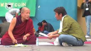 getlinkyoutube.com-Interview with film maker Dzongsar Khyentse Rinpoche