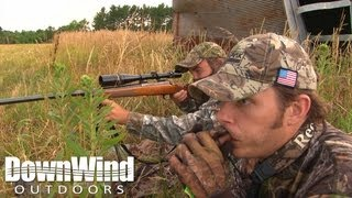 getlinkyoutube.com-Midwest Coyote Hunting: Good Night (DownWind Outdoors)