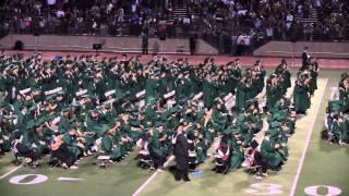 getlinkyoutube.com-Canyon High School Graduation 2011 Flash Mob Dance