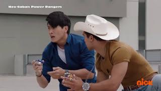 Power Rangers Super Ninja Steel - Power Rangers vs Deceptron | Episode 2