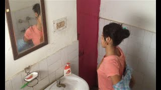 Best Bathroom Girl Scene Ever The End Will Shock You width=