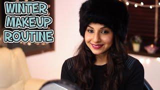 getlinkyoutube.com-Winter Makeup Routine