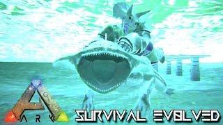 getlinkyoutube.com-ARK SURVIVAL EVOLVED - NEW DINO DIPLOCAULUS & KAPROSUCHUS TAMING !!! (GAMEPLAY NEW UPDATE v248)