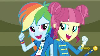 "getlinkyoutube.com-MLP: Equestria Girls - Friendship Games SONG - ""CHS Rally Song"""