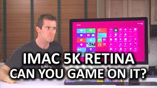 getlinkyoutube.com-Can You Game on an iMac 5K? & Windows Experience on iMac - iSwitched to Mac Part 4