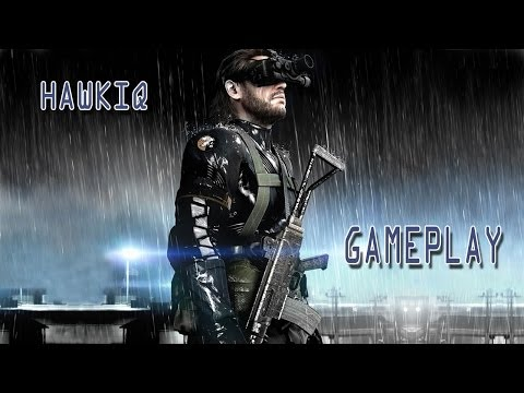 Metal Gear Solid V : Ground Zeroes - PS3 Gameplay