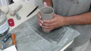 getlinkyoutube.com-Handbuilt Tumblers by Charan Sachar