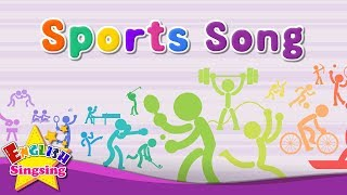 getlinkyoutube.com-Sports Song - Educational Children Song - Learning English Sports for Kids
