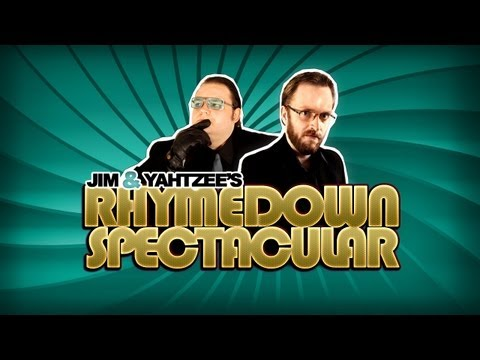 A TALE OF TWO POETS (Jim & Yahtzee's Rhymedown Spectacular)