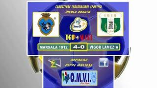 MARSALA 1912   VIRGO LAMEZIA 4 0
