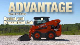 getlinkyoutube.com-Kubota SSV Series Skid Steer