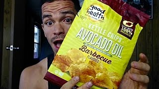 RISE REVIEW: [GOOD HEALTH] BEST BBQ CHIPS EVER!?