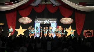 getlinkyoutube.com-CEA Raleigh SSX Sharks L5 Small Seniors Atlanta Battle Under the Big Top Dec 13 2015 Day 2