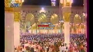getlinkyoutube.com-هكذا يبدو المسجد النبوي في ليالي التهجد 1410 مع الشيخ محمد أيوب