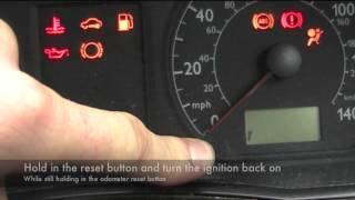 getlinkyoutube.com-VW Polo service light reset