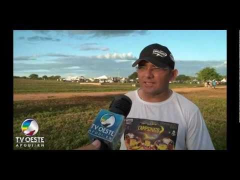 Paredão de Som - Campeonato Oficial de Som e Carro Tunado - Mossoró - RN - 28.05.2011 - TV OESTE