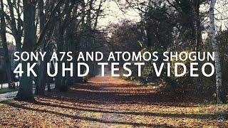 getlinkyoutube.com-Sony A7s / Atomos Shogun Recorder 4K Videotest