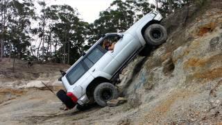 getlinkyoutube.com-Aussie Four Wheelers @ Freemans Waterhole 2015