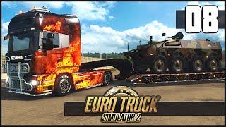 getlinkyoutube.com-Euro Truck Simulator 2 - Ep.08 - The Beast Truck!
