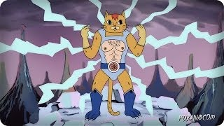 getlinkyoutube.com-SCIENTIFICALLY ACCURATE ™: THUNDERCATS