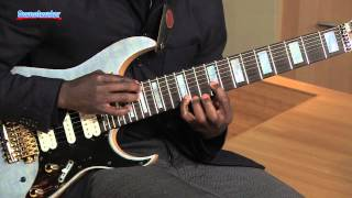 getlinkyoutube.com-Ibanez TAM100 Tosin Abasi Signature 8-string Guitar Demo - Sweetwater Sound