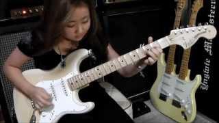 getlinkyoutube.com-Yngwie Malmsteen - Spellbound 桜花 SAKURA 11 years old