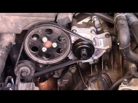2002 Jaguar X-Type - Water Pump Replacement