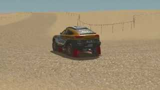 rFactor - Rally World 4.0 RIAD Mod - Giza