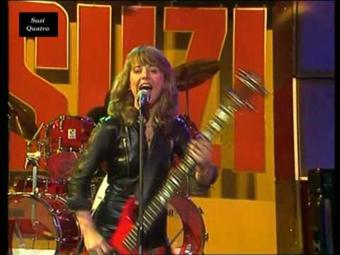 Suzi Quatro - Glad All Over (Dave Clark Five) (1981) HQ  0815007